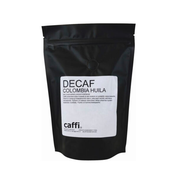 Caffi Decaf Colombia Huila