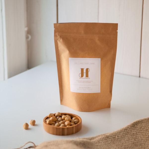 Skafferi Hazelnut kahvi