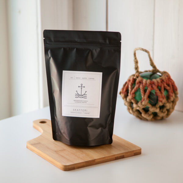 skafferi merimiehen kahvi