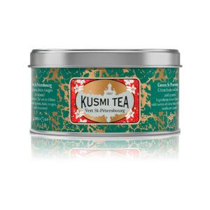 Skafferi-Kusmi-Tea-Vihreä-Pietari