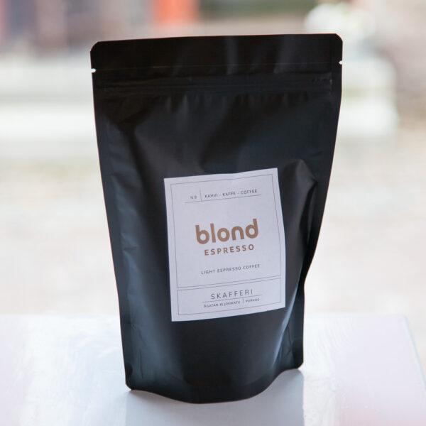 Skafferi blond espresso
