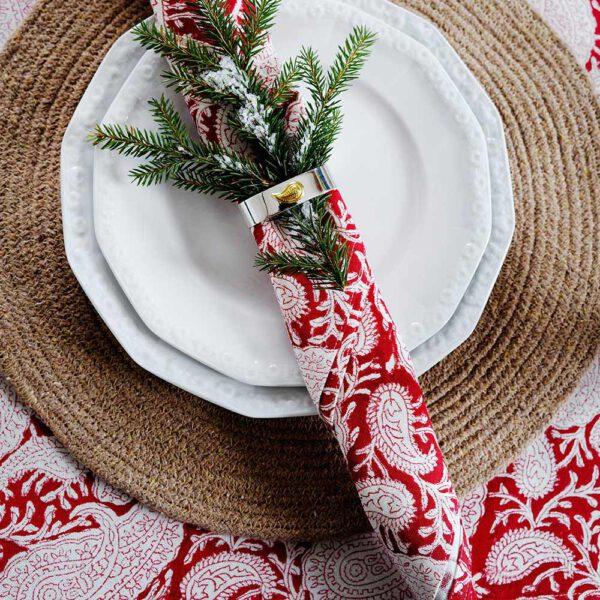 Skafferi Chamois Paradise-red